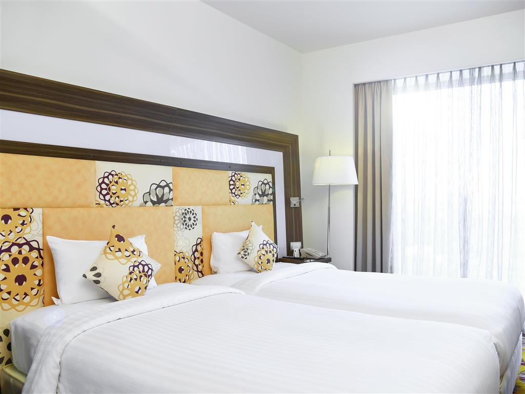 Executive Twin Beds - Bed Novotel Pune Nagar Pune - An AccorHotels Brand