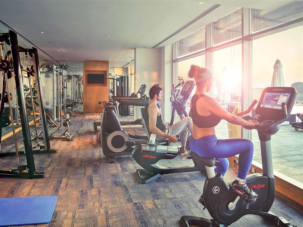 Fitness center Novotel Pune Nagar Pune - An AccorHotels Brand