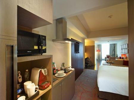 Studio Suite – Ideal for Extended Stay Novotel Ahmedabad Hotel - An AccorHotels Brand