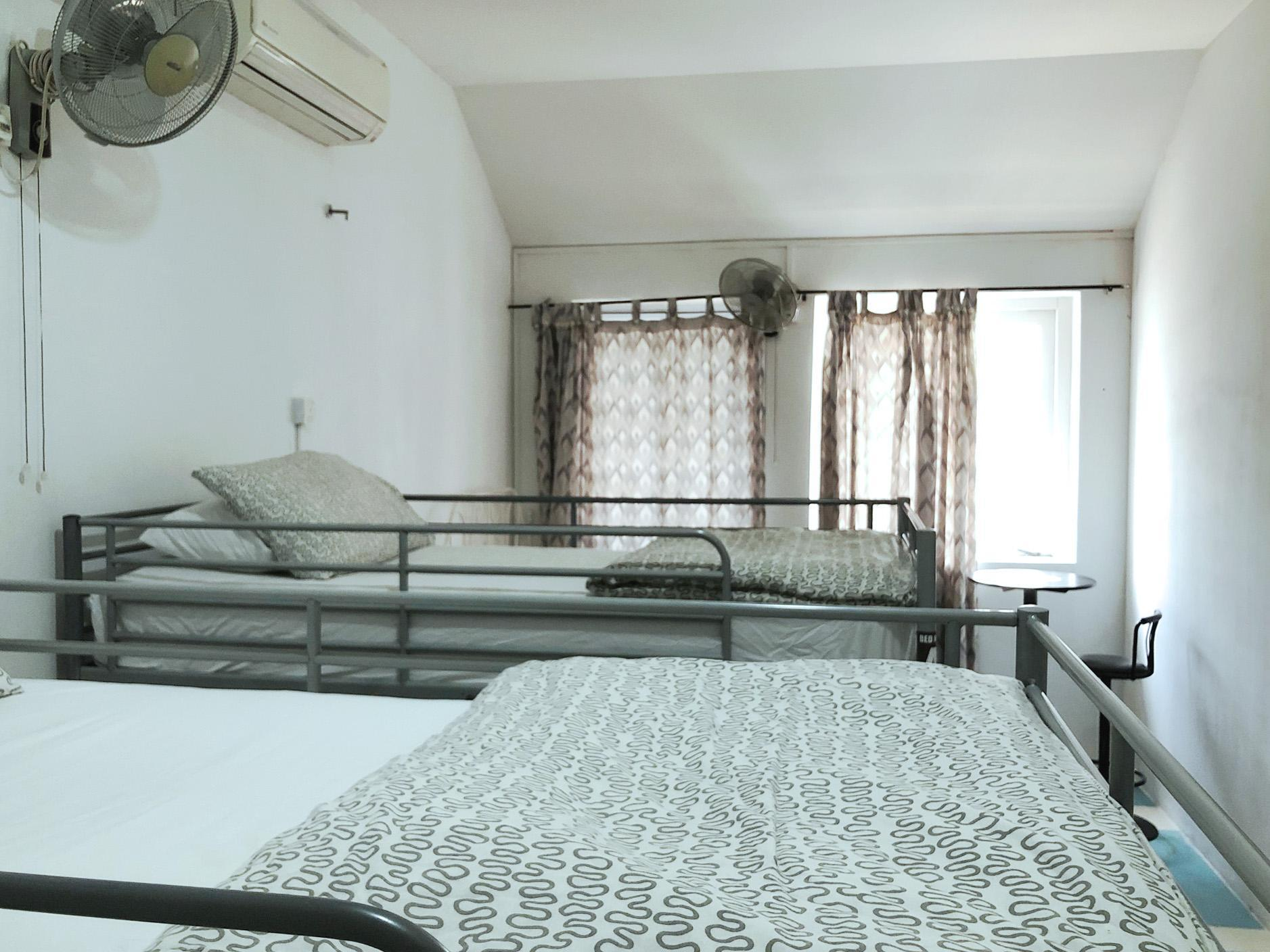 Quarto Familiar 6 camas (Family 6 Beds Room)