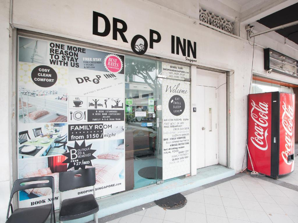 More about Drop Inn Singapore