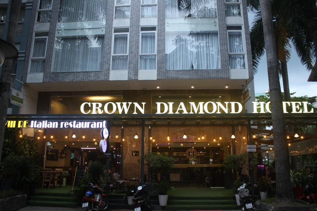 Lobby Crown Diamond Hotel Phu My Hung District 7