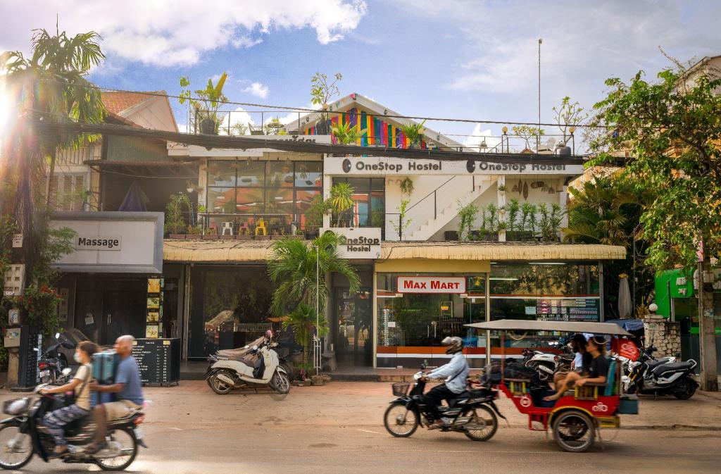 One Stop Hostel Siem Reap