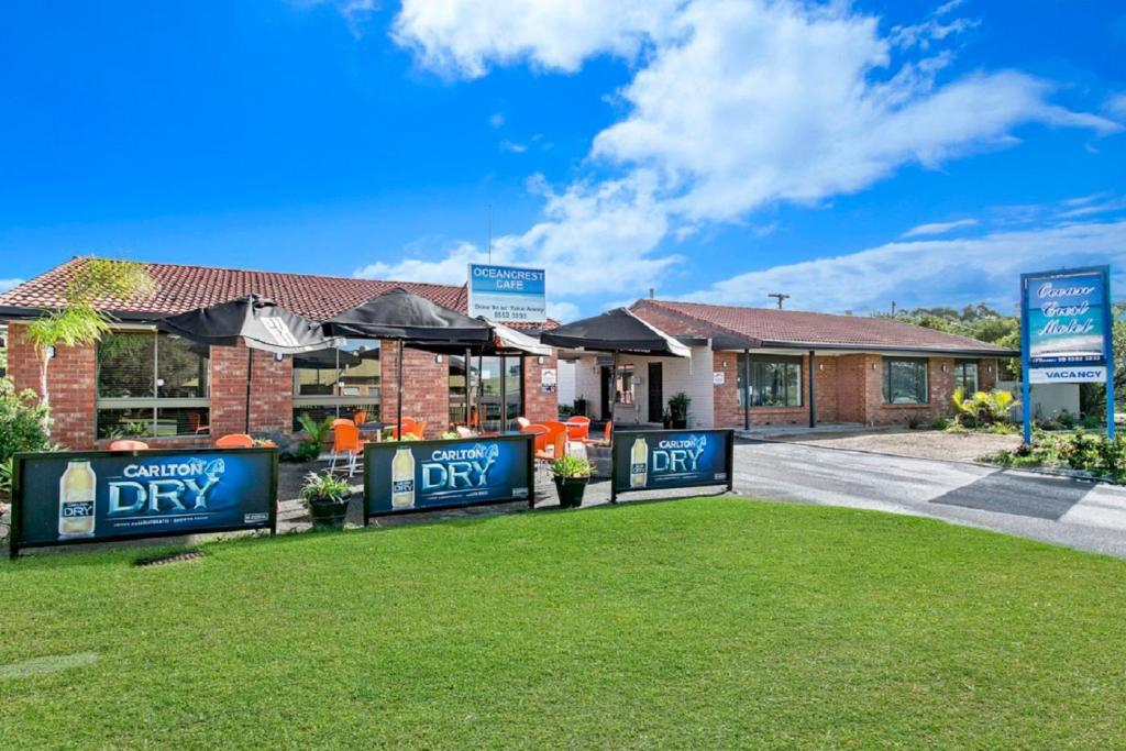 Ocean Crest Accommodation Solutions