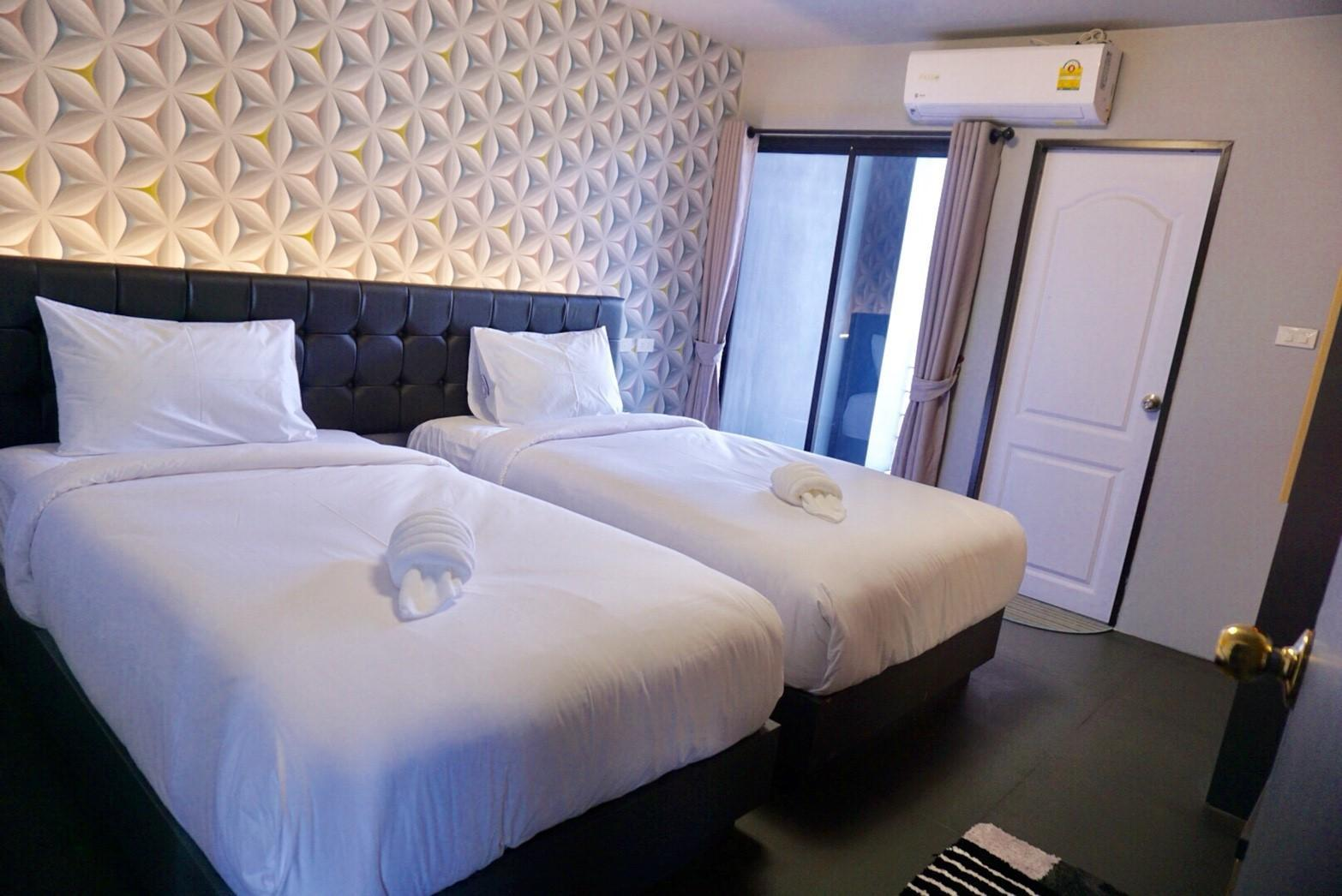 豪华双床间 (Deluxe Room Twin Bed)