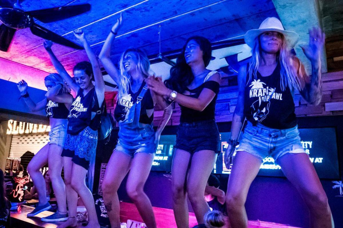 Book Slumber Party Hostel In Krabi Thailand 2020 Promos