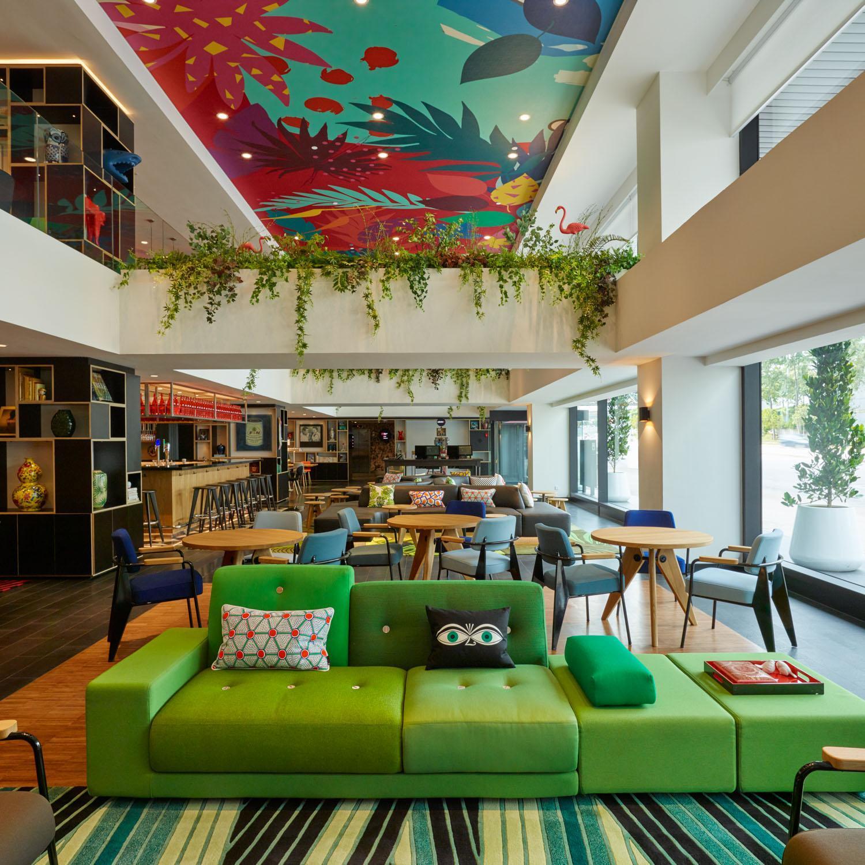 Citizenm Kuala Lumpur Bukit Bintang Hotel Deals Photos Reviews