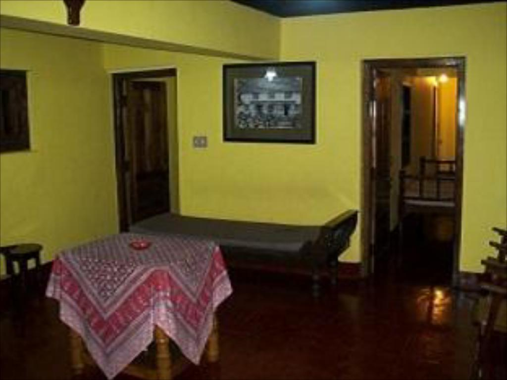 Interior view BB Estate Homestay