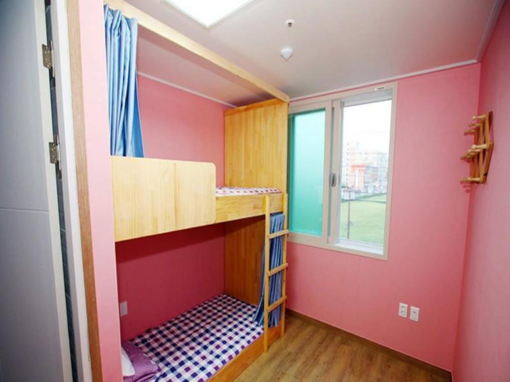 1 Bed in 2-Bed Dormitory - Guestroom Dreamer Guesthouse Gyeongju