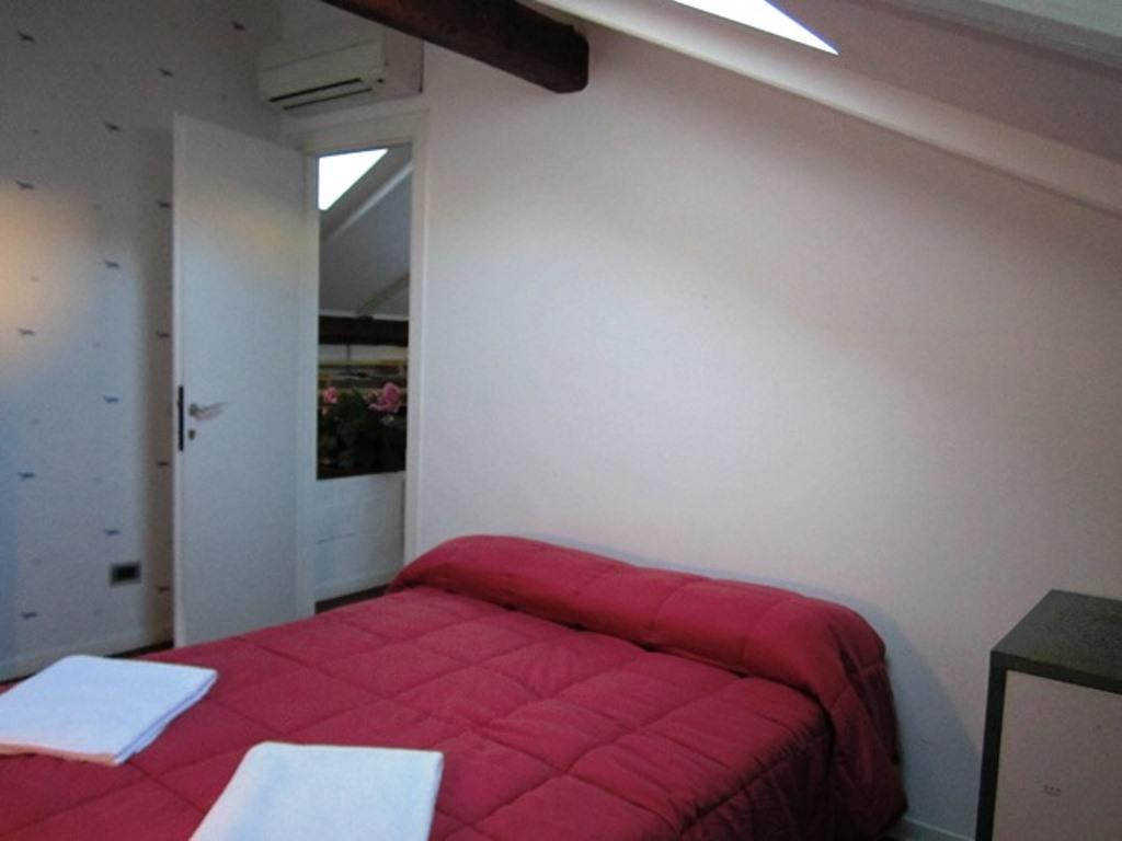 Double ou Twin avec Salle de Bains commune (Double or Twin with Shared Bathroom)