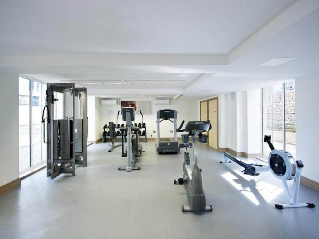 Fitness center Staycity Aparthotels Deptford Bridge Station