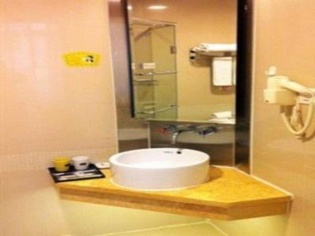 Bathroom Home Inn Lijiang Fuhui Road