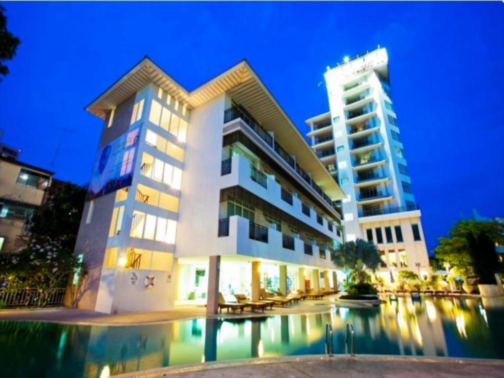 Pattaya Discovery Beach Hotel Agoda