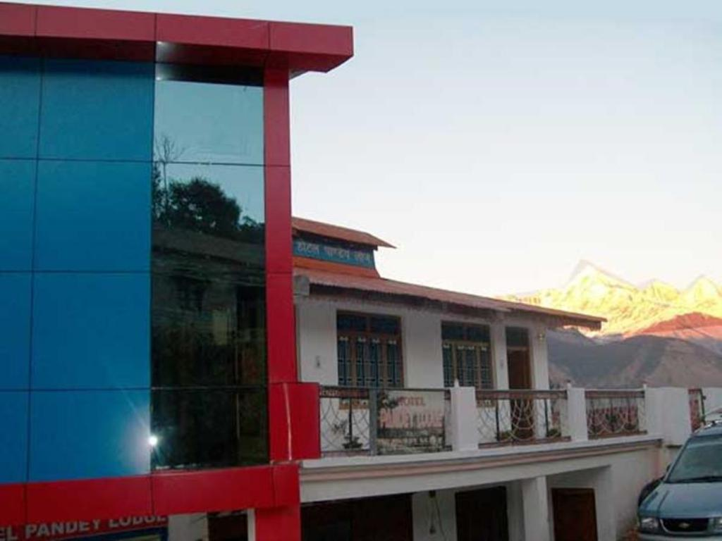 Exterior view Hotel Pandey Lodge