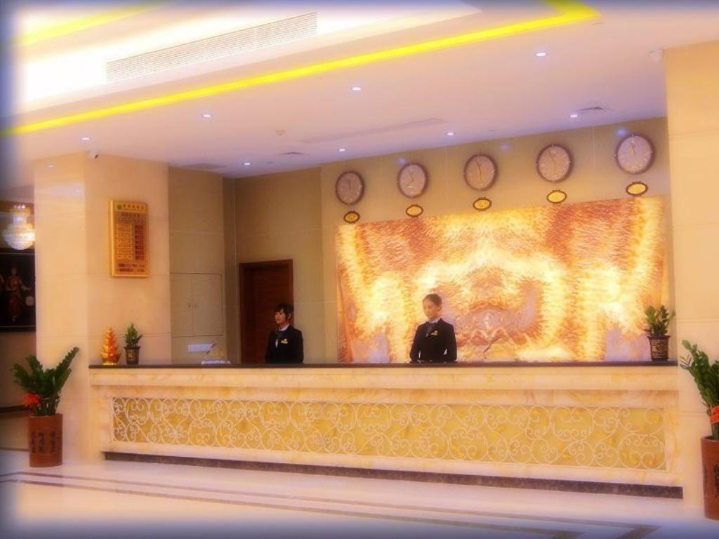 More about Xinlvcheng Hotel