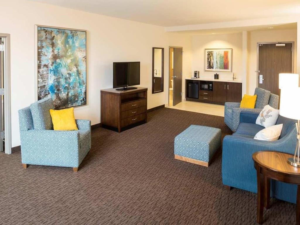 Hilton Garden Inn Sioux Falls Downtown (Hilton Garden Inn Sioux ...