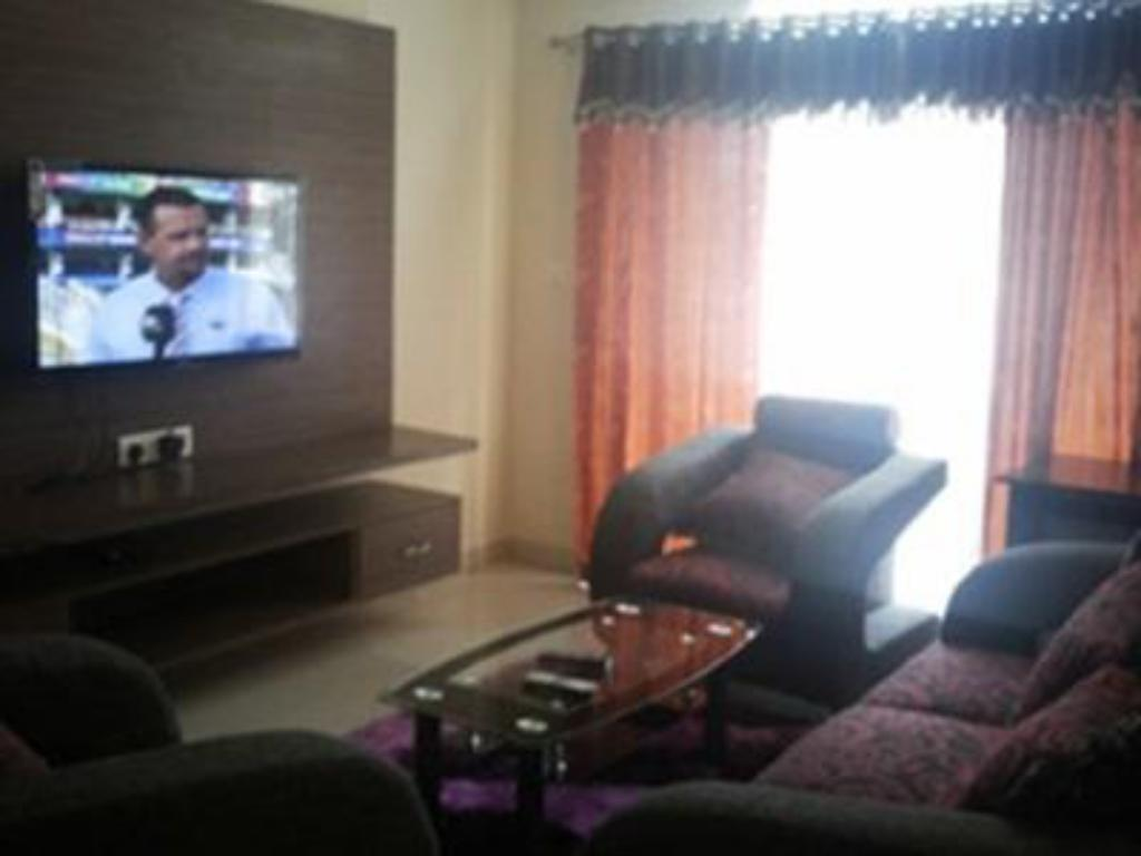 Interior view Nandu Hospitality Whitefield Guest House