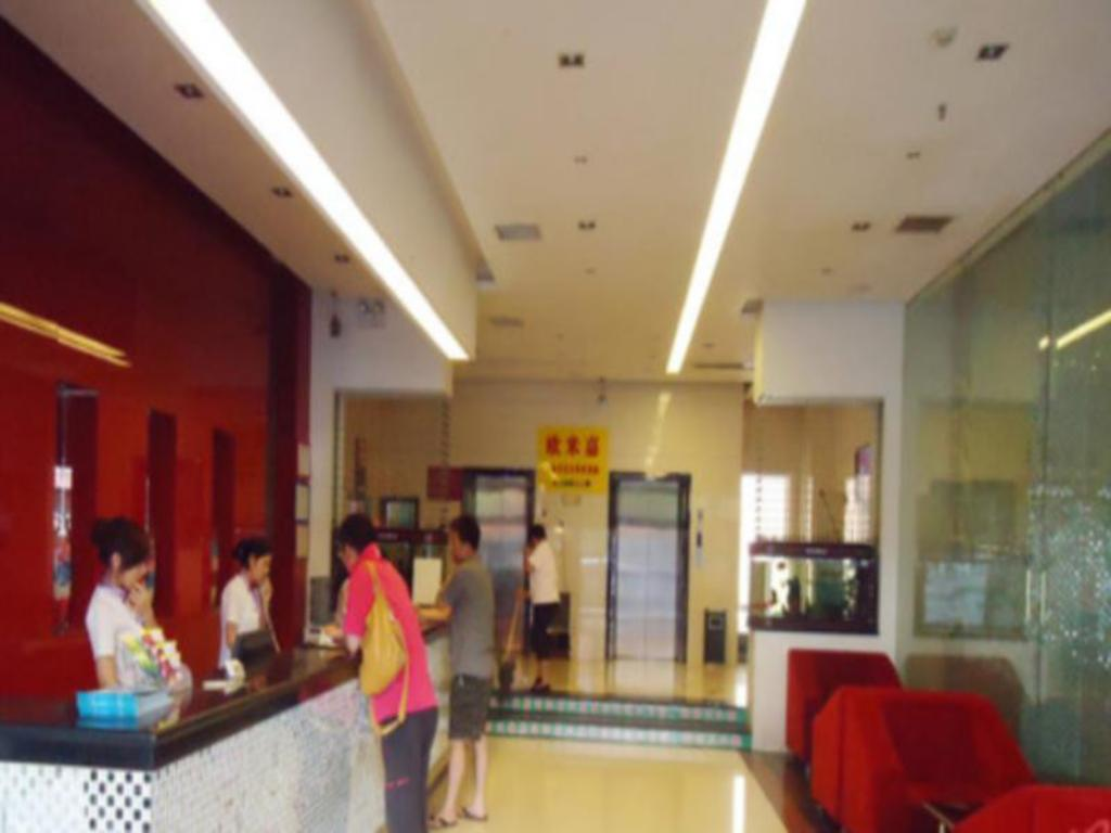 Lobby Morninginn Xinhua Branch
