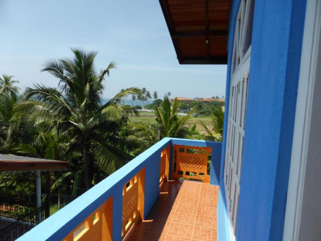 Surrounding environment Villa Madu Guest House