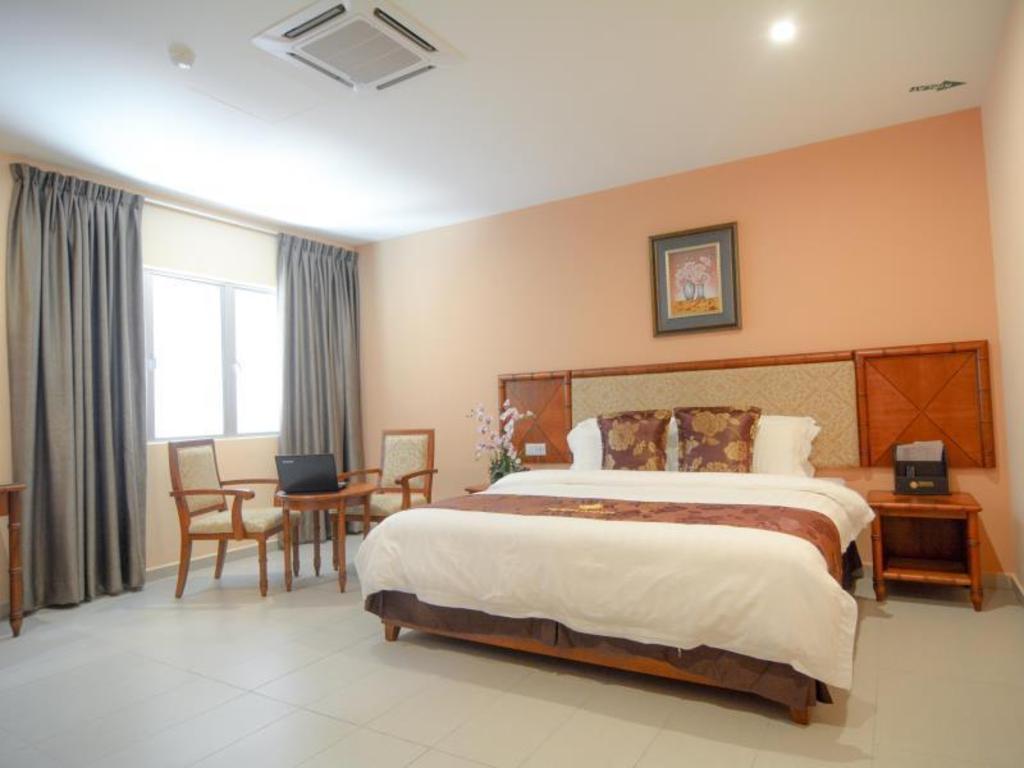 Bonita Super Deluxe Guestroom Terra Nova Hotel