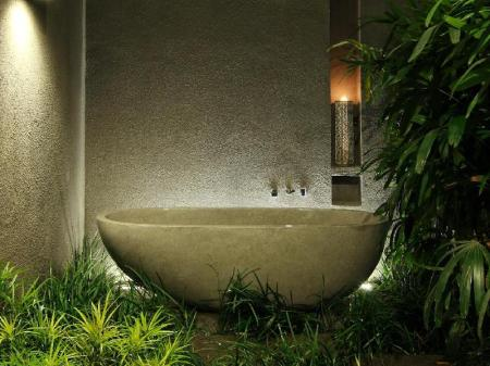 Bathroom Aria Villas Ubud
