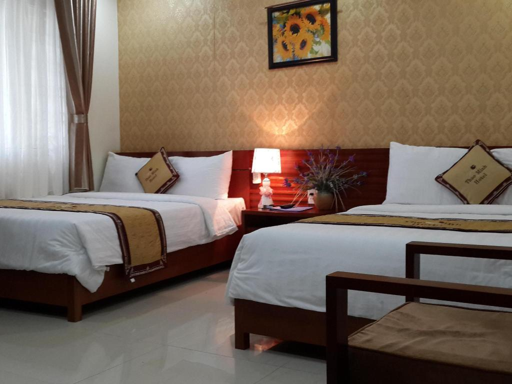 Superior Twin Bed - Bed Thao Minh New Star Hotel