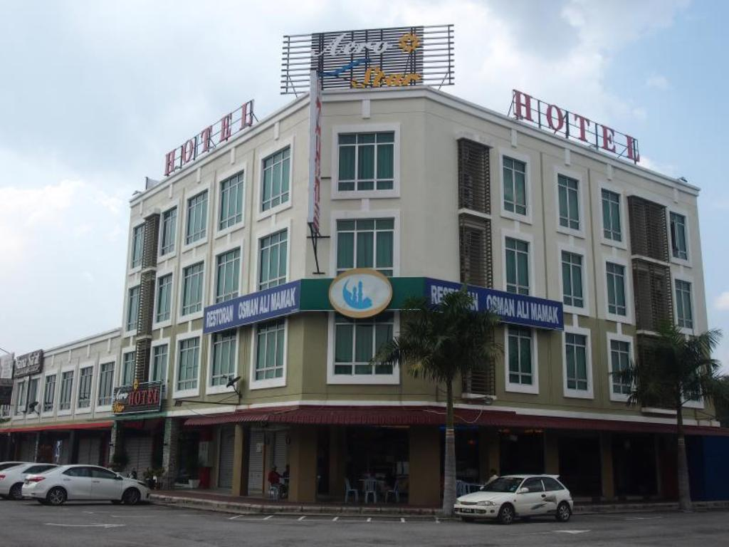 More about Aero Star Hotel