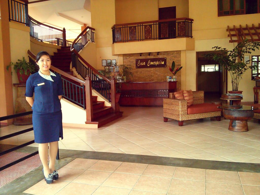 Lobby Zaycoland Resort and Hotel