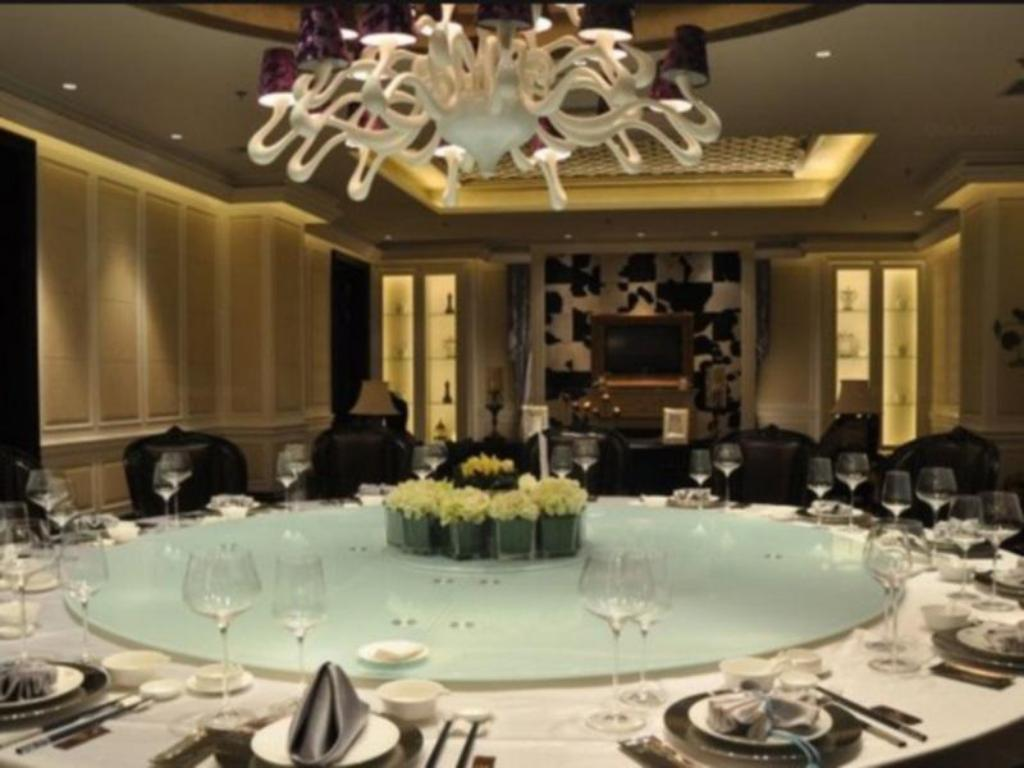 Restaurant Greentree Eastern Taiyuan Liuxiang North Hotel