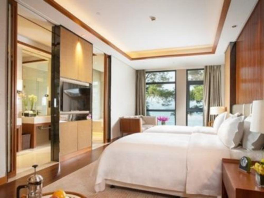 Deluxe Garden View Twin Room - Guestroom Narada Qiandao Lake Resort