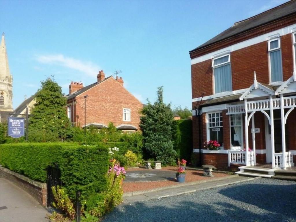 More about Heworth Guest House