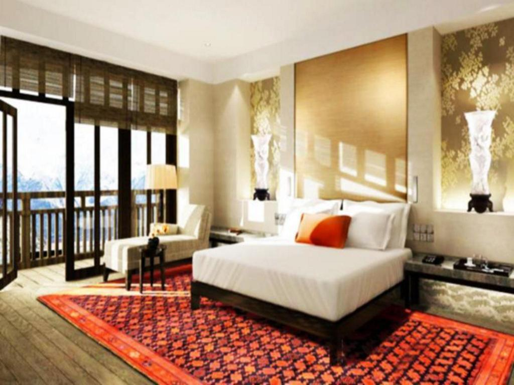 1 King Bed - Viesistaba Park Hyatt Changbaishan