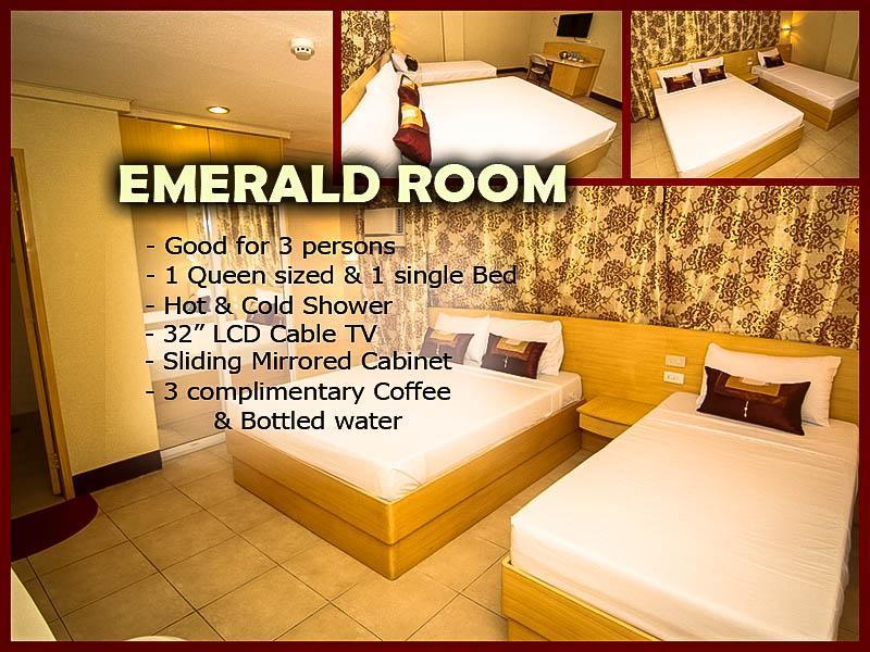 Emerald Suite numurs (Emerald Suite)