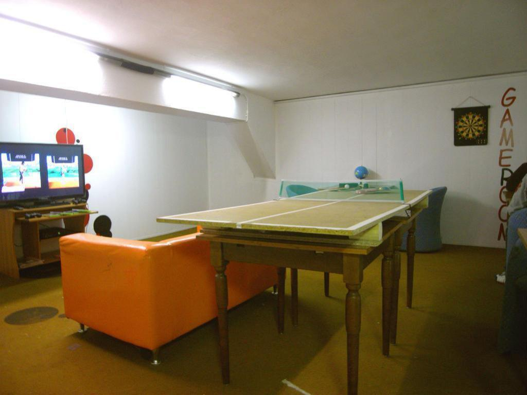 Interior view Hostel Colours