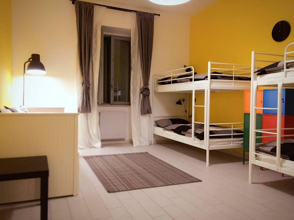 Single Bed Female Dormitory
