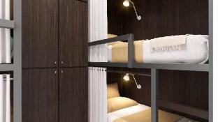 Bond Boutique Capsule Hotel