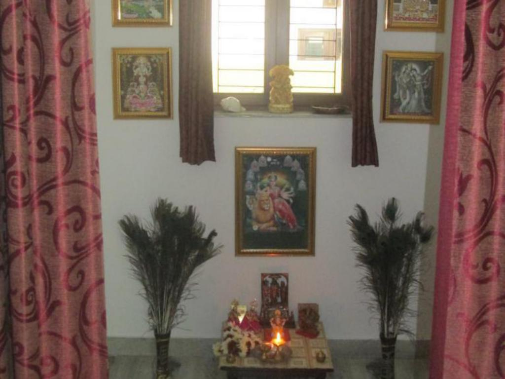 Interior view Om Villa