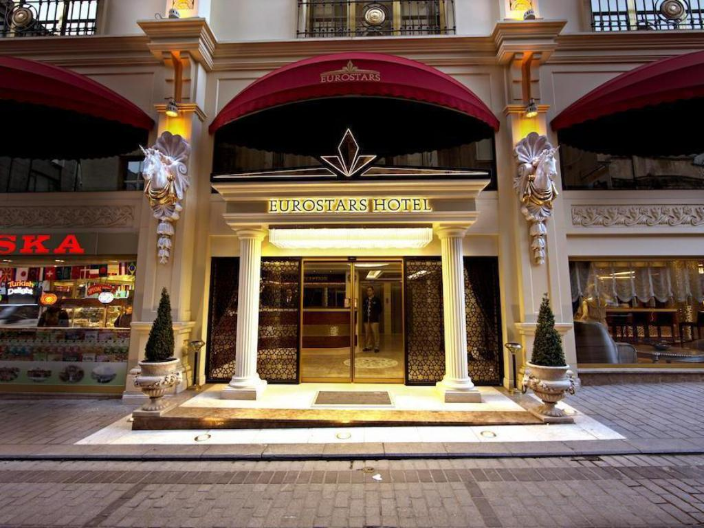More about Eurostars Hotel Old City