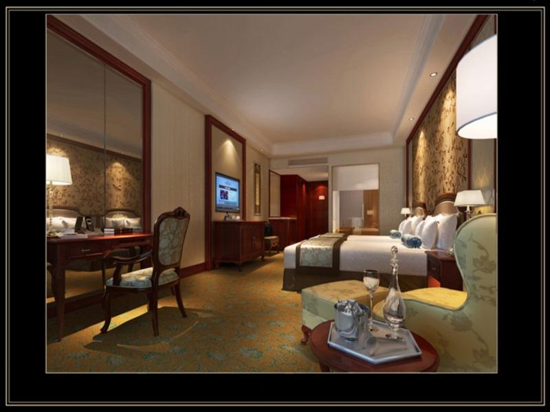 Bilik Deluxe King Atau Twin (Deluxe Room King Or Twin)