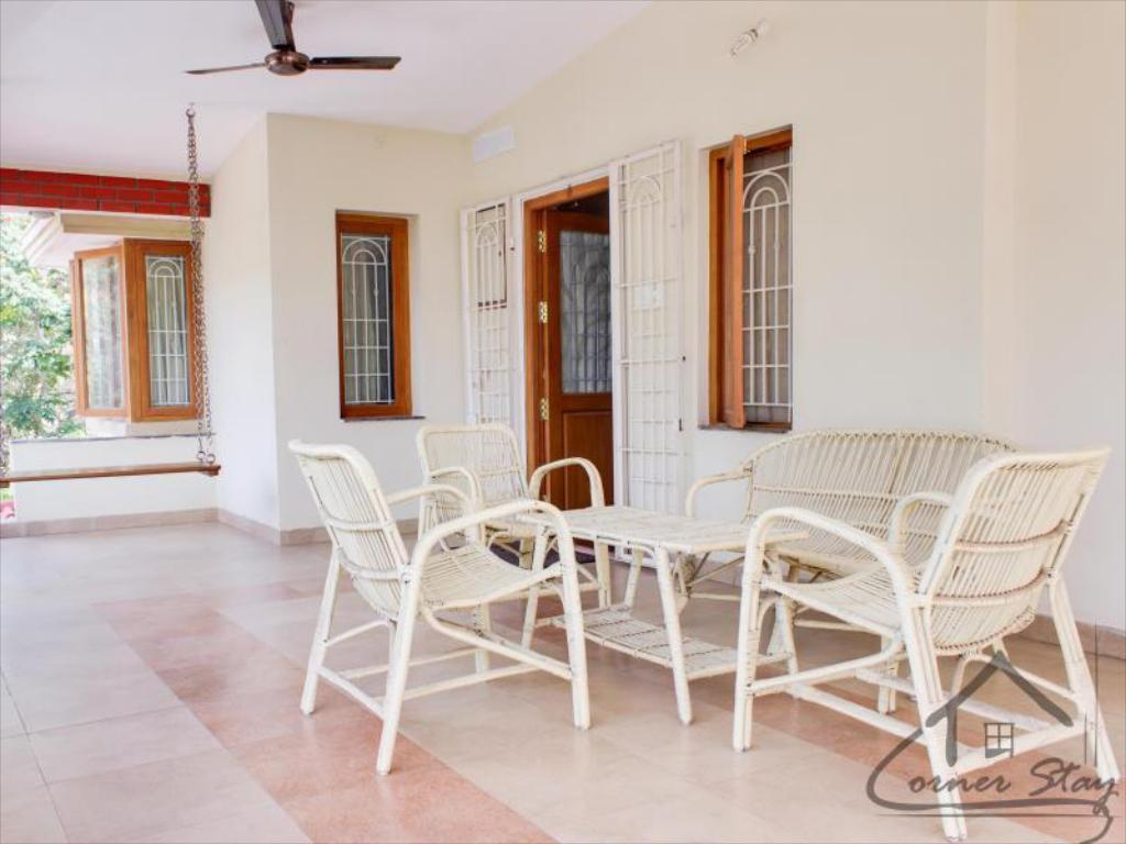 Corner Stay Serviced Apartment- Singanallur