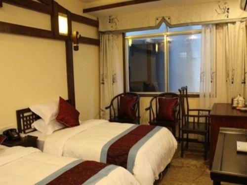 双床间 (Twin Bed Room)