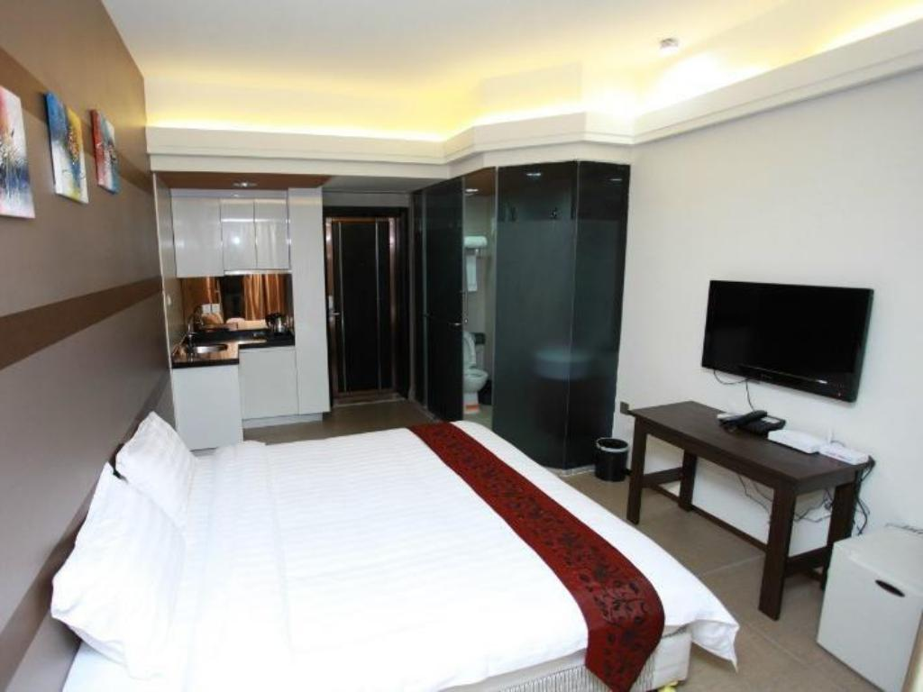 Business King Bed - Guestroom Tengda Residence