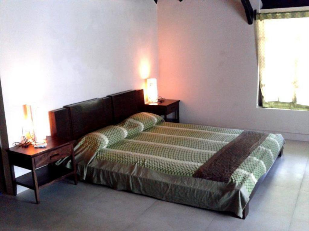 2 Bedroom Villa - Bed Nandini Beach Villa