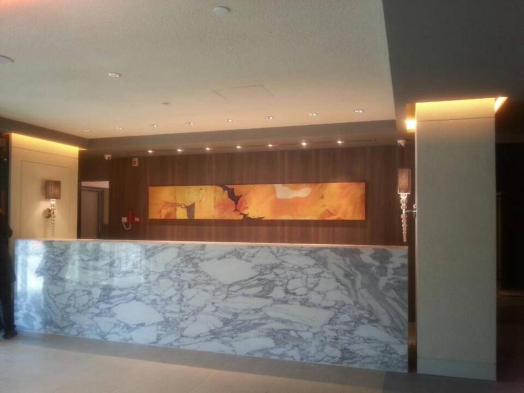 Recepcija Jinjiang Inn Beijing Capital International Airport