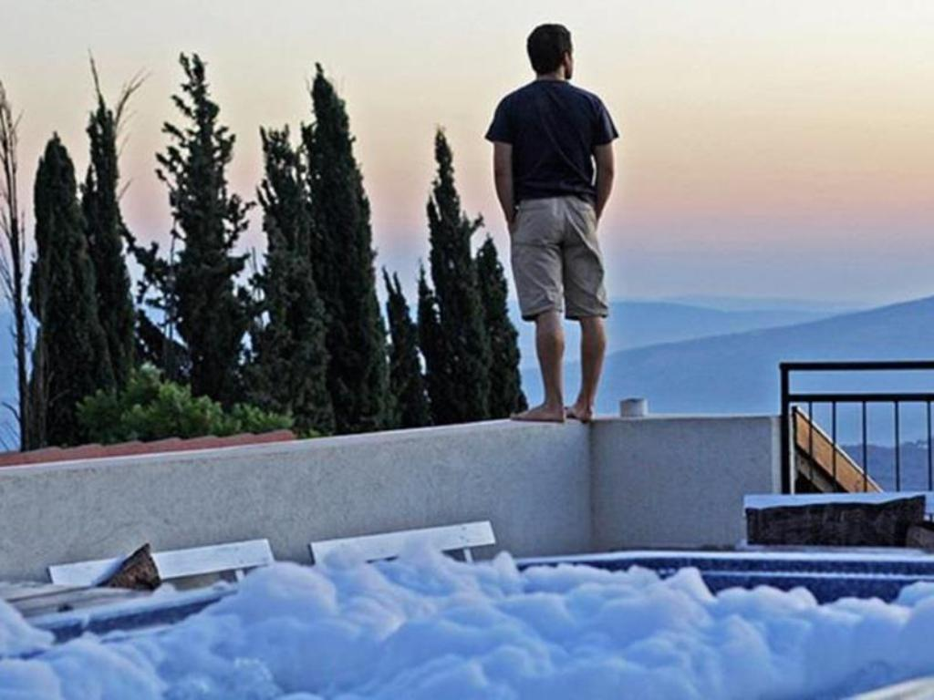 Roof Of The Galilee Hotel