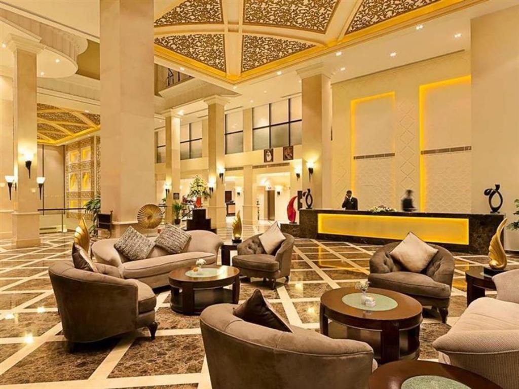 Empfangshalle Doubletree by Hilton Hotel Dhahran