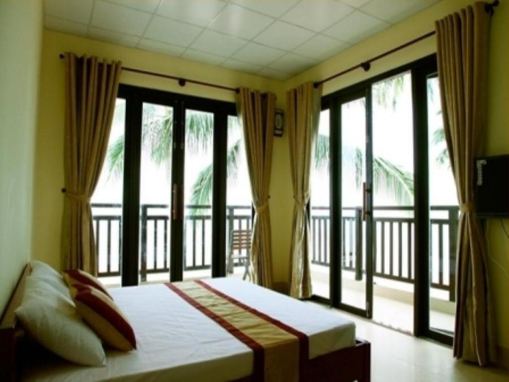 Standard Double Bed Sea View - Bed Venus Muine Hotel