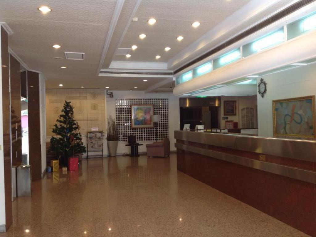 Lobby Chih Feng Hotel