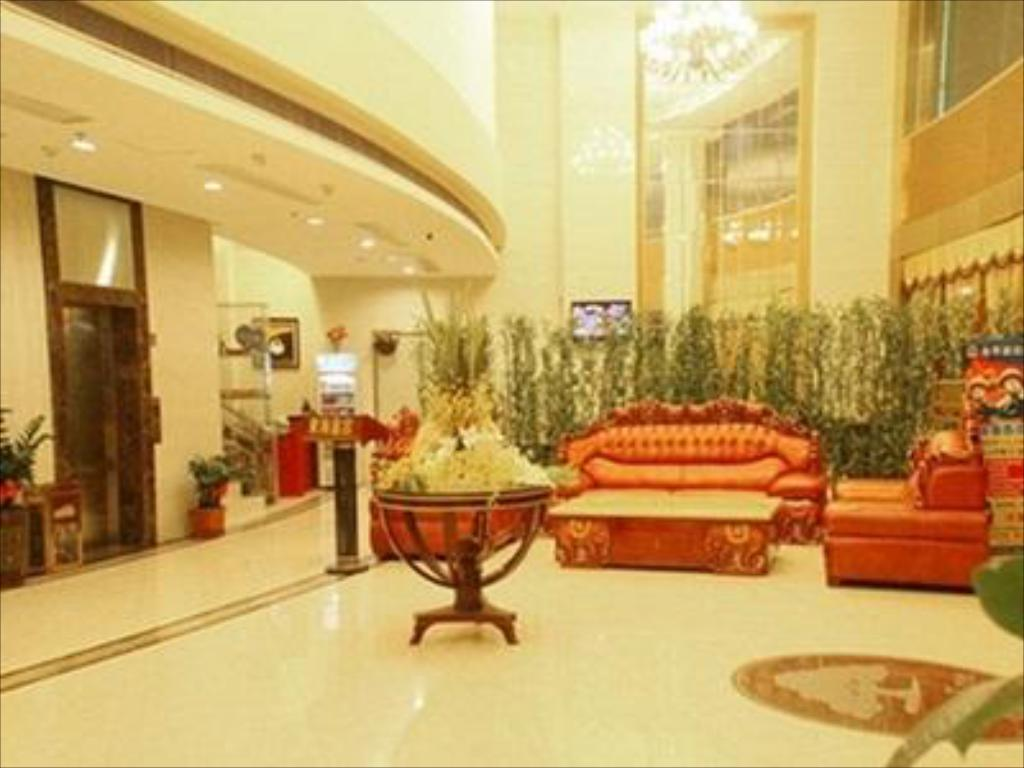 Εσωτερική όψη Greentree Inn Guangzhou Baiyun Avenue Yongping Business Hotel