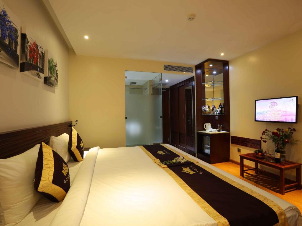 Superior Double Gopatel Hotel and Spa